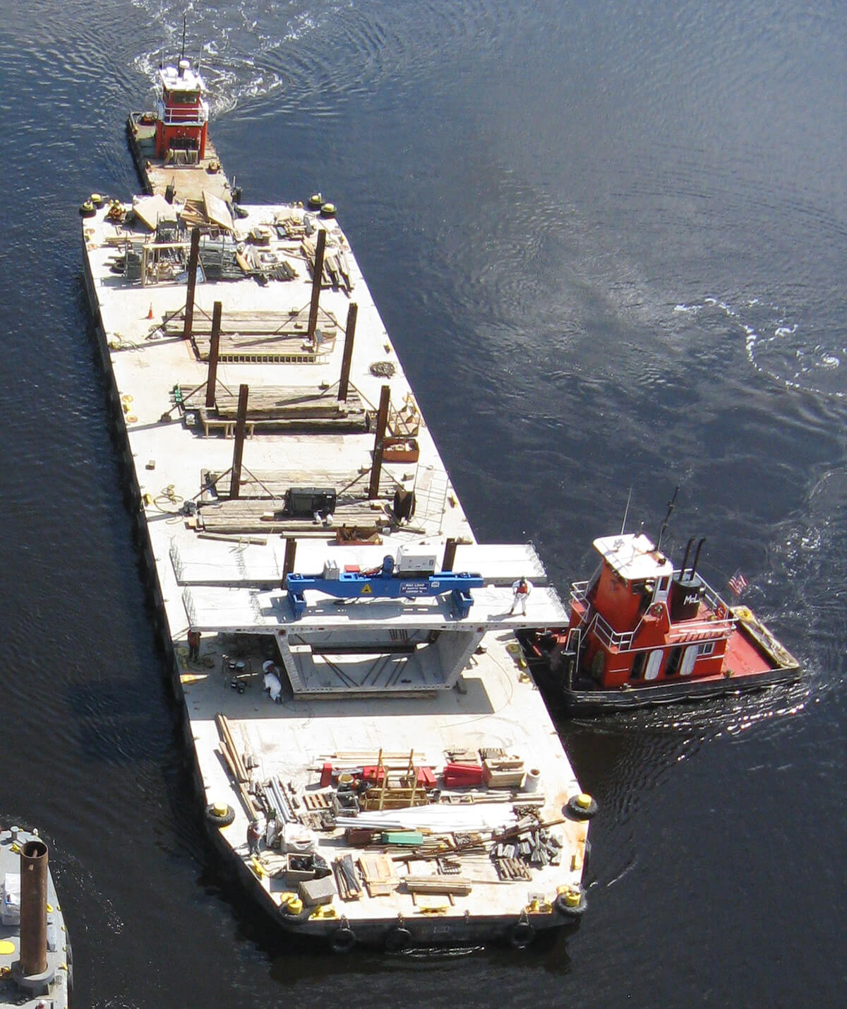 Barges - McLean Contracting Company